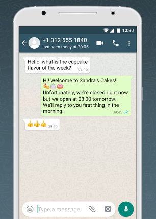 Whatsapp Launches Business App For Smes Shift One