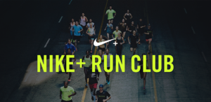 Nike's weekly worldwide running club has even got paid for coaches to meet and train club runners.