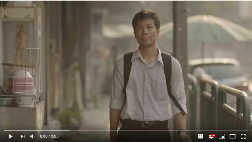 """Unsung Hero"", the tear-jerking Thai Insurance Ad."