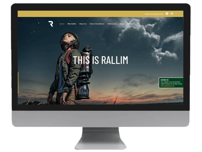 Rallim-screen